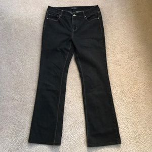 White House Black Market Blanc Jeans